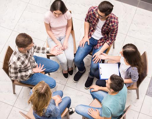 Psychothérapie de groupe adressé aux adultes
